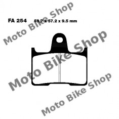 MBS Placute frana Kawasaki Ninja/Suzuki Bandit, Cod Produs: 7324015MA - Piese electronice Moto