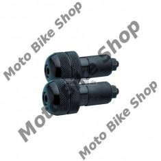 MBS Capeti ghidon negri, D.22, Cod Produs: 10005300LO - Capat ghidon Moto