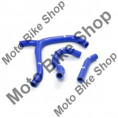MBS Kit furtune racire silicon Honda CRF 250 R 250 2015, albastru, Cod Produs: 19020840PE - Furtune racire Moto