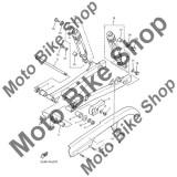 MBS Bucsa telespoc spate 2006 Yamaha VIRAGO 250 (XV250VC) #18, Cod Produs: 447222162000YA
