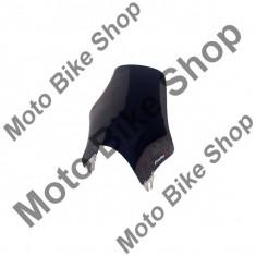MBS Parbriz mini Puig negru, prinderi incluse, Cod Produs: 10006509LO - Parbriz moto