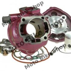 MBS Set motor+chiuloasa Aprilia/Minarelli/Yamaha LC orizontal D.47 RDP TOP, Cod Produs: 9912800 - Motor complet Moto
