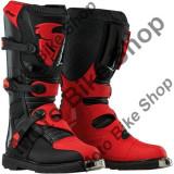 MBS Cizme motocross copii Thor Blitz S6, rosu/negru, 33, Cod Produs: 34110333PE