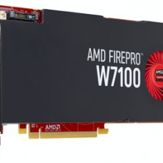 Placa video AMD FIREPRO W7100 8GB GDDR5 - Placa video PC