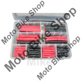 MBS Set 100 buc tuburi termocontractabile 3:1, Cod Produs: 7224660MA