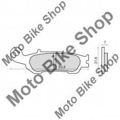 MBS Placute frana Yamaha YZ 125 fata, Cod Produs: 225102840RM