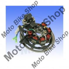 MBS Stator aprindere CPI Popcorn 50 RFTJP50AW1 2001, conector cu 3 fire si 2 fire separat, Cod Produs: 7000854MA - Alternator Moto