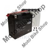 MBS Baterie moto 12V12Ah YT14B-BS JMT, Cod Produs: 7071061MA