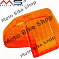 MBS Sticla semnalizare spate portocalie SX Yamaha BWS 50, Cod Produs: 246470190RM - Semnalizatoare Moto