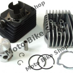MBS Set motor+chiuloasa Piaggio Si D.43 bolt 12, Cod Produs: 56069OL - Motor complet Moto