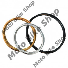 MBS Cerc janta AL fata 1.60X21- 36H Excel Colorworks MX, negru, Cod Produs: RKICK408PE - Jante moto