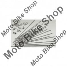 MBS Set spite roata super moto fata 17'' Honda CRF, 32 bucati, Cod Produs: SK9AU - Jante moto