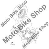 MBS Rulment 2004 Yamaha 660R RAPTOR (YFM660RS) #10, Cod Produs: 933060043800YA