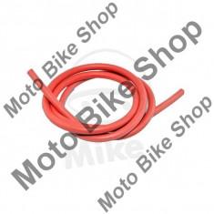 MBS Fisa bujie de silicon, rosie, d.7mm, 1m, Cod Produs: 7082464MA - Fise Moto