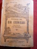 Ovid Densusianu -Povestiri din cronicari -BPT 452-453 Ed.Universala Alcalay