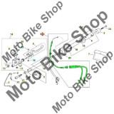 "MBS Cablu acceleratie complet Aprilia RS 50""99""-""05"", Cod Produs: AP8214236PI"