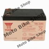 MBS Baterie Yuasa 12V/12AH, Cod Produs: 7071699MA