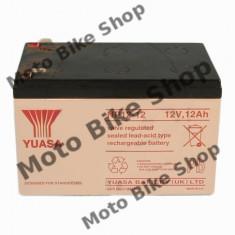 MBS Baterie Yuasa 12V/12AH, Cod Produs: 7071699MA - Baterie Moto