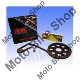 MBS Kit lant RK 428H, pinion fata 14Z, pinion spate 49Z Yamaha SR125 1996-2002, Cod Produs: 7287055MA