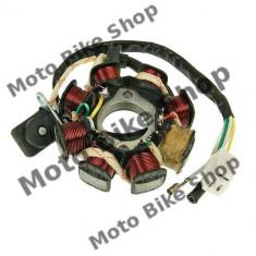 MBS Stator aprindere GY6-50 (QMB/QMA139), Cod Produs: 7000482MA - Alternator Moto