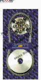MBS Variator fata complet+curea Yamaha Majesty 250, Cod Produs: 163810020RM