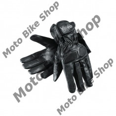 MBS Manusi strada de piele Orina, negru, XS/7, Cod Produs: OR2200XSAU
