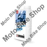 MBS Ulei scuter 4T Ipone Scoot 4 10W30 Sintetic - JASO MB -API SL, 2L, Cod Produs: 800374IP