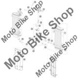 MBS Termostat + furtun KTM #25, Cod Produs: 54835426033KT