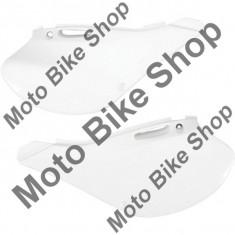 MBS Laterale spate albe Kawasaki KX125+250/99-02, Cod Produs: UF3721047AU - Carene moto