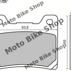 MBS Placute frana Yamaha FZR 600 '90-'99, Cod Produs: 225100730RM - Piese electronice Moto