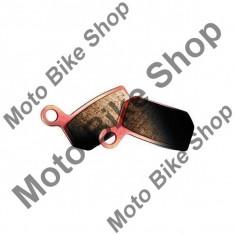 MBS Placute frana Delta YAMAHA YZ125+250/08- YZF250/07- YZF450/08-, fata, Cod Produs: DB2850NAU - Piese electronice Moto