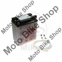 MBS Baterie moto Yuasa 12V12Ah YB12A-B, Cod Produs: 7070550MA