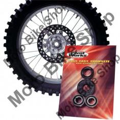 MBS Kit rulmenti roata fata Pivot Works, Honda CR 500 1984-1994, Cod Produs: FWKH02521PE - Kit rulmenti roata fata Moto
