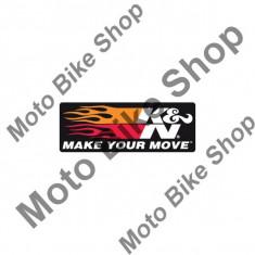 MBS Abtibild KN 2-1/2X5, Cod Produs: 99010787PE - Stikere Moto