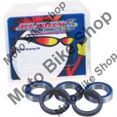 MBS Kit rulmenti roata spate 25-1474 All Balls, Yamaha YZF-R1 1000 2002-2012, Cod Produs: 02150099PE - Kit rulmenti roata spate Moto