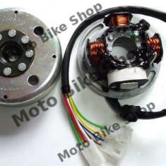 MBS Stator+volanta Derbi Senda 50, Cod Produs: 163584 - Alternator Moto
