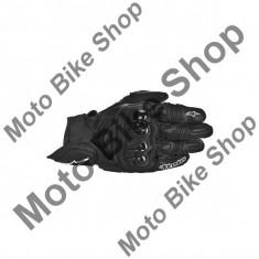 MBS Manusi piele Alpinestars SM GPX, negru, L=10, Cod Produs: 356701310LAU
