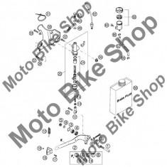 MBS Tija pompa frana KTM 250 EXC SIX-DAYS 2002 #15, Cod Produs: 54603068000KT - Pompa frana Moto