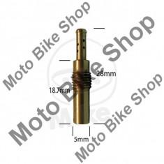 MBS Jigler relantiu, pentru carburator Keihin D.42 tip N424-21, EBC424-21-42, Cod Produs: 7210453MA - Piese injectie Moto