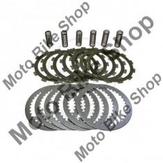 MBS Set placute ambreiaj textolit + fier + arcuri Suzuki SV 650 K2 AV1331 2002, SRK081, Cod Produs: 7451974MA - Set ambreiaj complet Moto