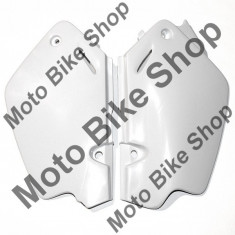 MBS Laterale spate albe Honda CR 90-01, Cod Produs: HO02626041 - Carene moto