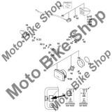 MBS Stop spate KTM 400 LC4-E 2001 #40, Cod Produs: 58414040100KT