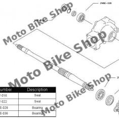 MBS Kit rulmenti roata spate Yamaha Wolverine 350 '00-'05, Cod Produs: PWRWKY23030VP