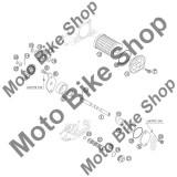 MBS Siguranta DIN0471-12X1 KTM 250 EXC-F Europe 2007 #19, Cod Produs: 0471120010KT