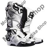 MBS Cizme motocross Fox Instinct, alb, 9/42.5, Cod Produs: 041730089AU