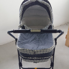 Carucior x nou-născuți INGLESINA