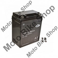MBS Baterie moto fara intretinere cu gel YB12A-A 12V12Ah, Cod Produs: 7074099MA