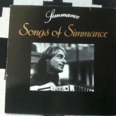 Simmance Songs Of Simmance album disc vinyl lp muzica folk celtic germany 1984, VINIL