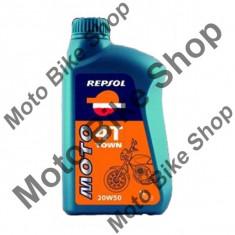 MBS Ulei Repsol Town 4T 20W50 1L, Cod Produs: 004513 - Ulei motor Moto