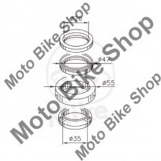 MBS Rulmenti conici jug Honda SH 300, 2007-2011, Cod Produs: 7360043MA - Kit rulmenti ghidon Moto